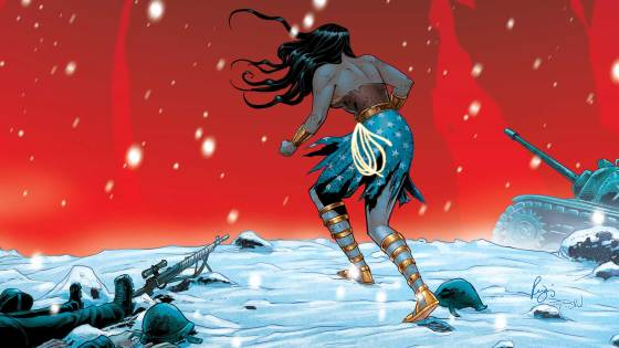 """There's nothing more disheartening than seeing """"The End"""" at a story's conclusion, but this is the final issue of The Legend of Wonder Woman and we're likely getting just that."""