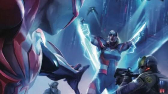 Marvel Preview: Spider-Man 2099 #13