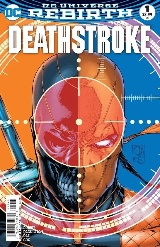 Deathstroke #1 Review