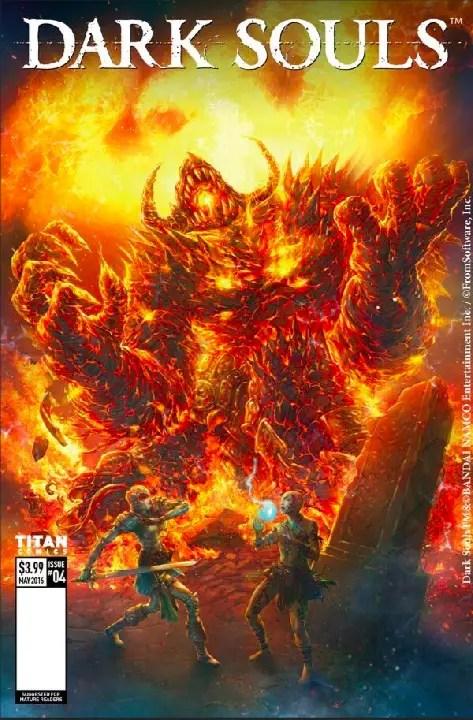 Dark Souls #4 Review