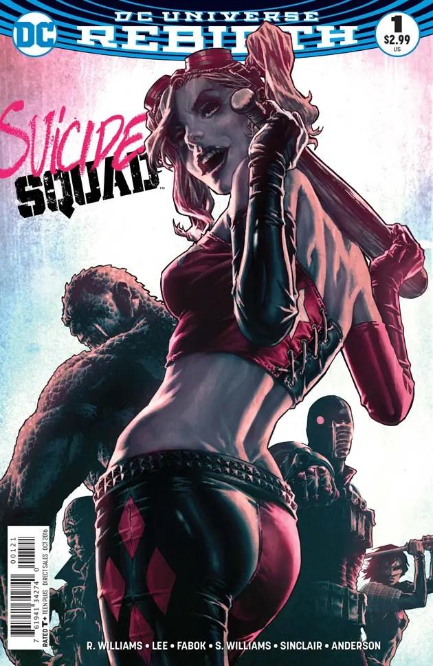 Suicide Squad #1 Review