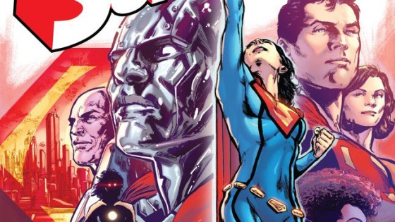"Rebirth has reintroduced a number of characters back to the DCU spotlight while also doubling the total number of Superman-related series. Superwoman is one such series that made headway with its decision to place ""Lois"" as the woman of steel. But don't we already have a Lois Lane? Is this a ""new"" Lois? And of course, is it good?"