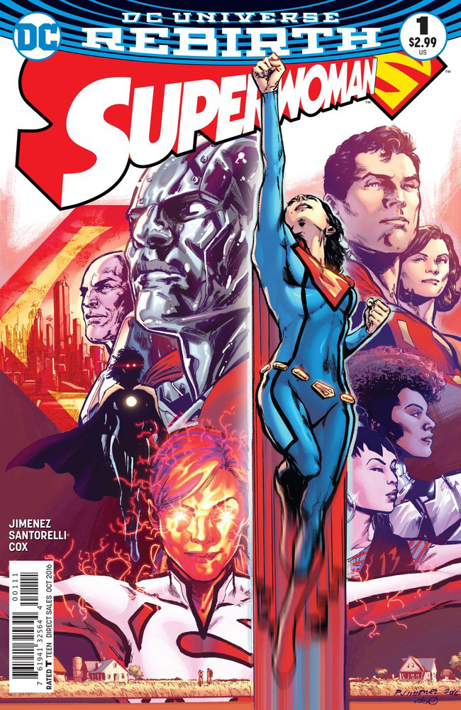 Superwoman #1 Review