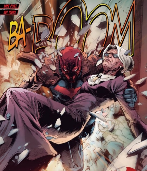Red Hood and the Outlaws #1 Review