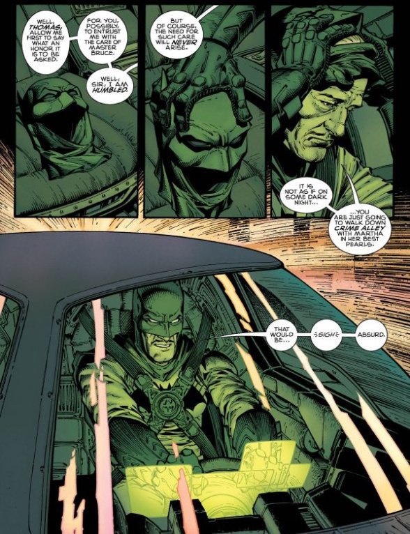 Batman #5 Review