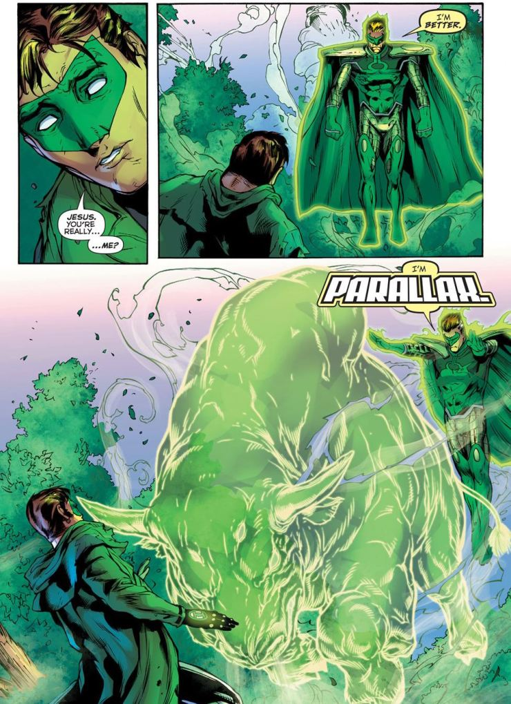 5 Reasons to Read 'Green Lantern Vol. 8: Reflections'