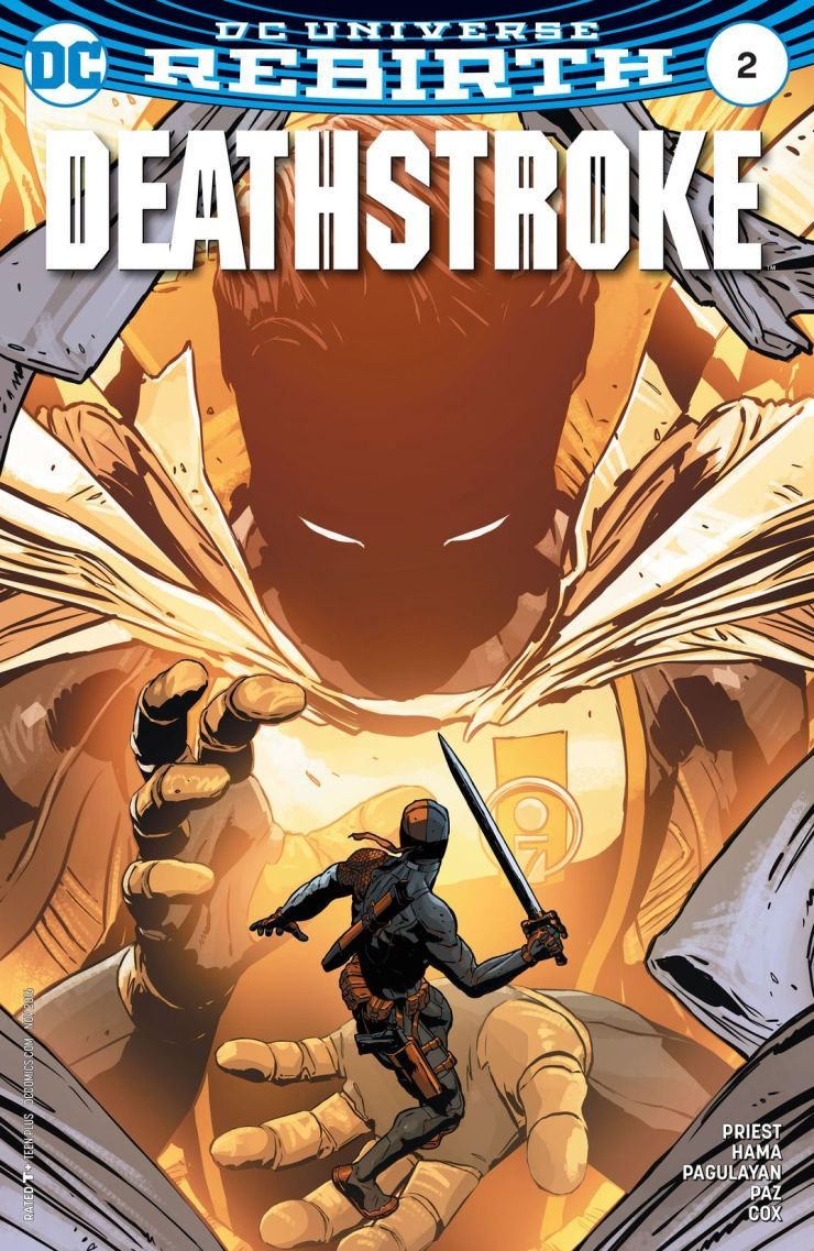 Deathstroke #2 Review