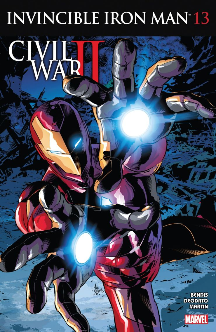 Invincible Iron Man #13 Review
