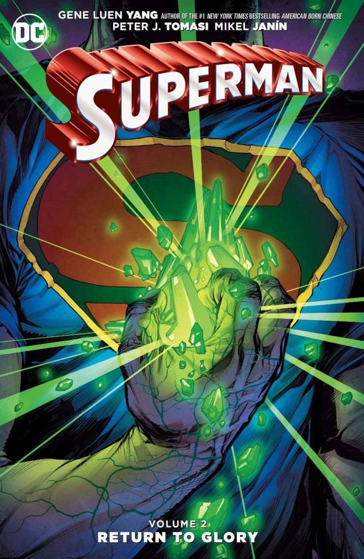 Superman Vol. 2: Return to Glory Review