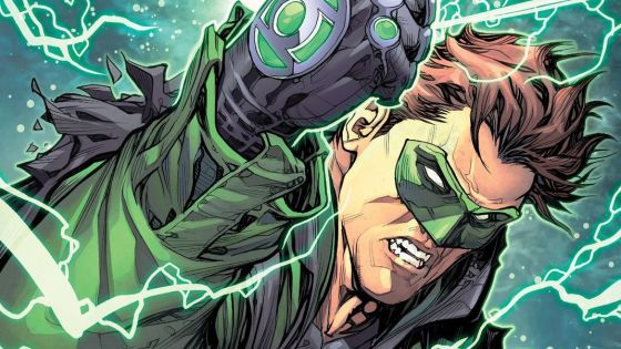 DC Comics has released Green Lantern volume 8 this week, Reflections.  The collection opens with Hal coming back to Earth after a long adventure in space and ends with the Hal Jordan and the Green Lantern Corps: Rebirth issue and his new direction -- and with everything in between that's a huge jump. Here are five reasons why Volume 8 is a must read for Green Lantern fans.