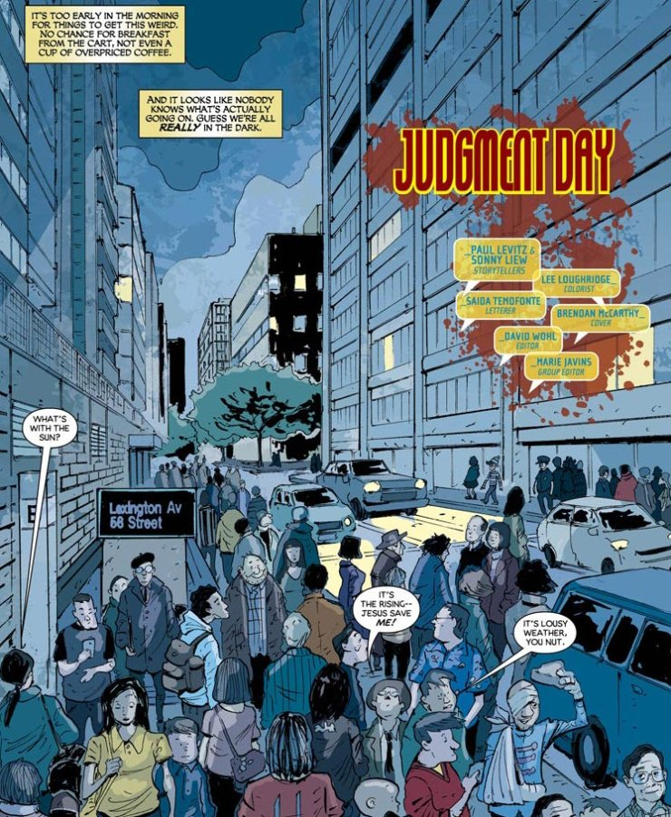 Doctor Fate #16 Review