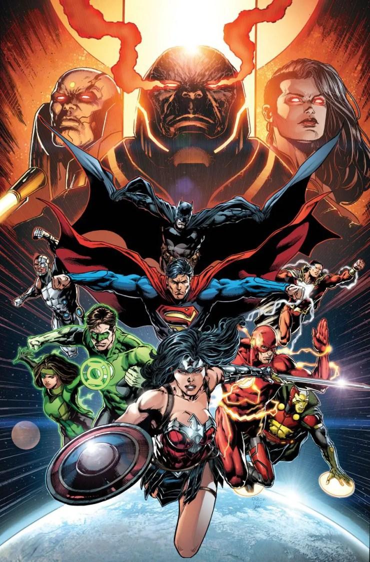 Justice League Vol. 8: Darkseid War Part 2 TPB Review