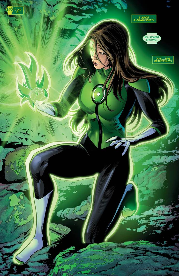 Green Lanterns #6 Review
