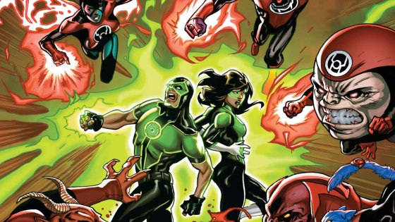The dynamic duo (sorry) of Jessica Cruz and Simon Baz comes to their first story arc conclusion; can Cruz turn her mental state around and help save the day? Is it good?