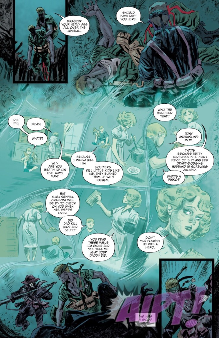Lucas Stand #4 Review