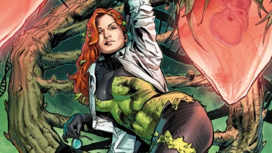 Poison Ivy: Cycle of Life and Death TPB Review