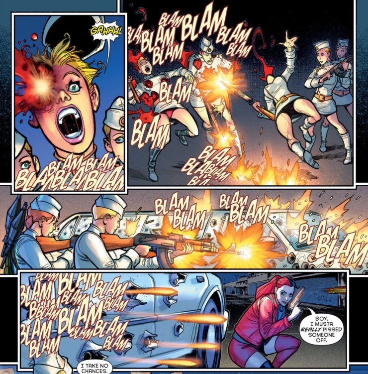 Harley Quinn Vol. 5: The Joker's Last Laugh Review