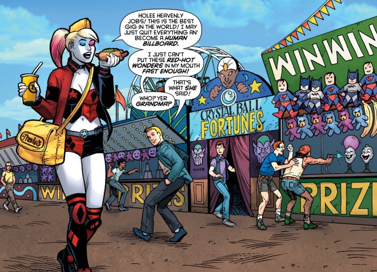 Harley Quinn #4 Review