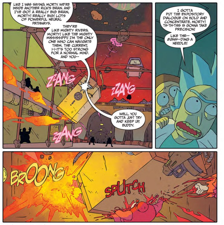 Art, Color, Backups: We Talk Rick and Morty with Creators CJ Cannon, Marc Ellerby, and Ryan Hill Part 2