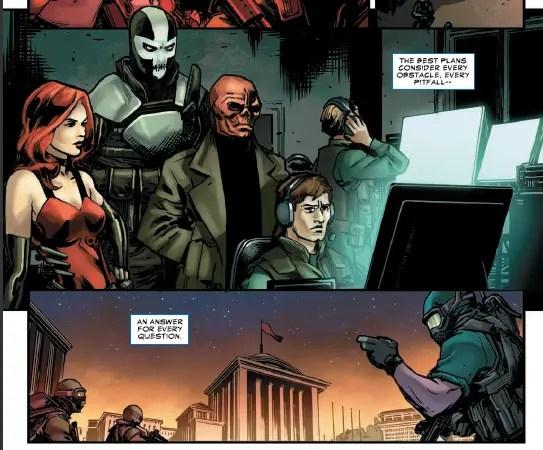 Captain America: Steve Rogers #5 Review