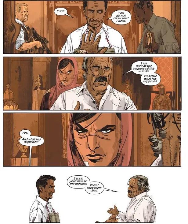 Sheriff of Babylon #10 Review