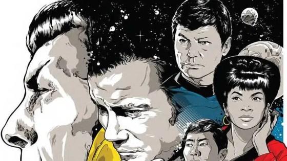 Star Trek: 50 Artists 50 Years Review