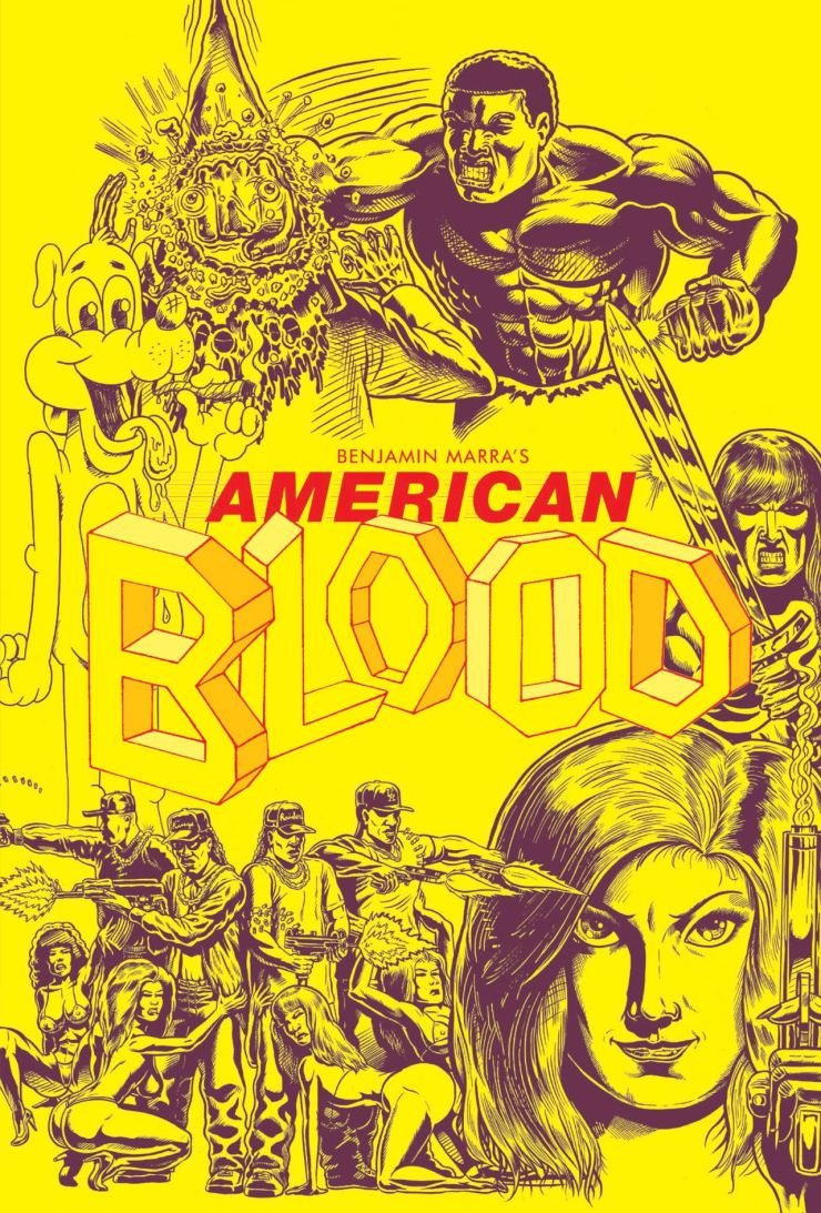 american-blood-fantagraphics-cover