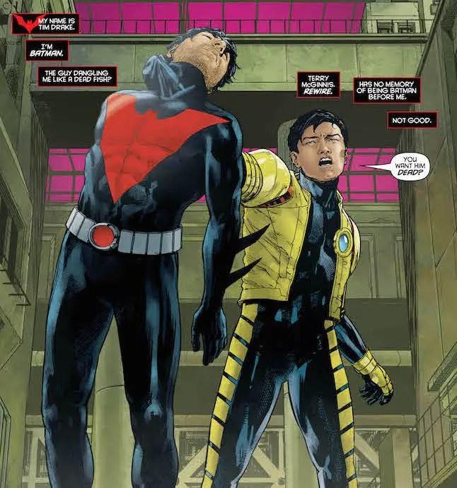Batman Beyond #16 Review