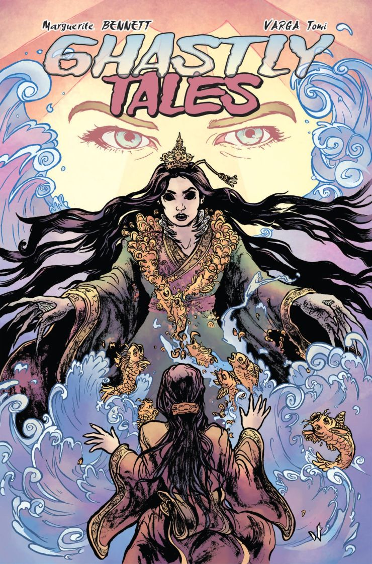 Ghastly Tales Review