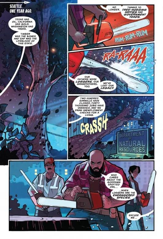 Green Arrow #7 Review