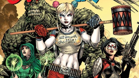 Suicide Squad vs. Zod: Who ya got?  We find out in Suicide Squad #4 and also answer the question: is it good?