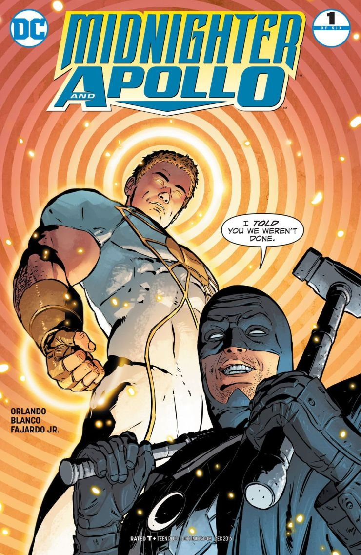 Midnighter and Apollo #1 Review