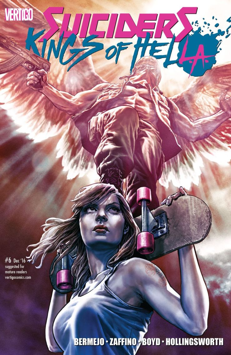 Suiciders: Kings of HelL.A. #6 Review