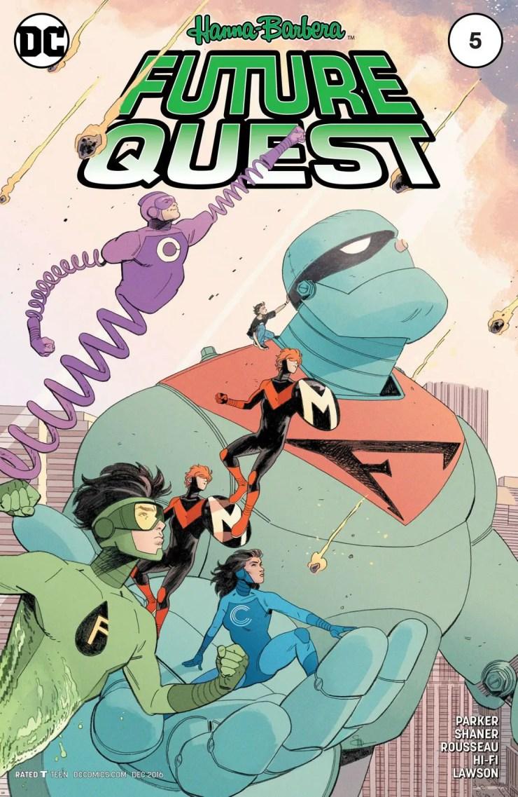 Future Quest #5 Review