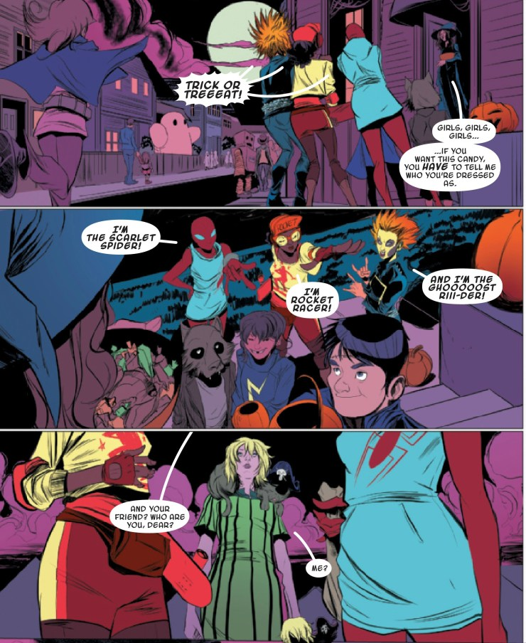 Spider-Gwen #13 Review