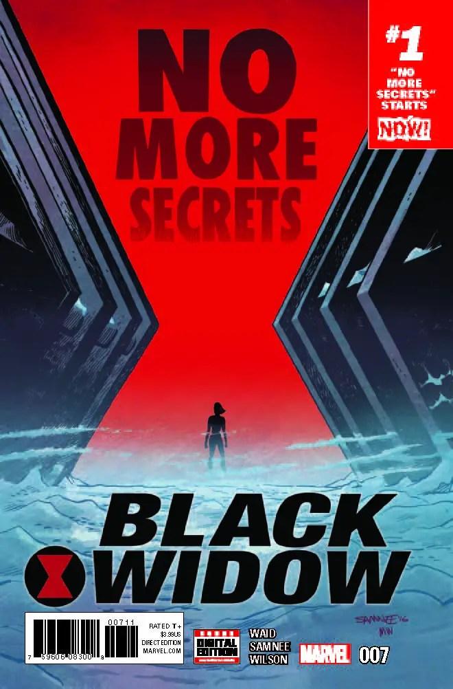 Black Widow #7 Review