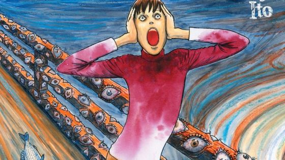 It's Halloween season and in order to celebrate, we here at Adventures in Poor Taste have gotten together to do a very special horror review. Together we reviewed the horror manga collection Fragments of Horror by Junji Ito, the man behind Uzumaki and Gyo. What did we think? Is it good?