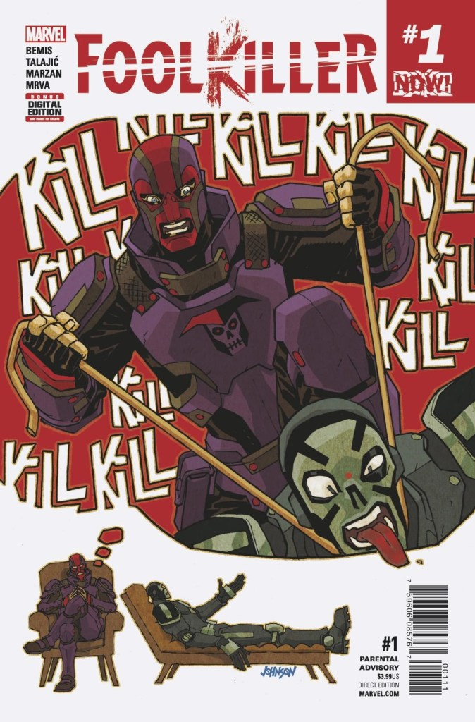 Foolkiller #1 Review