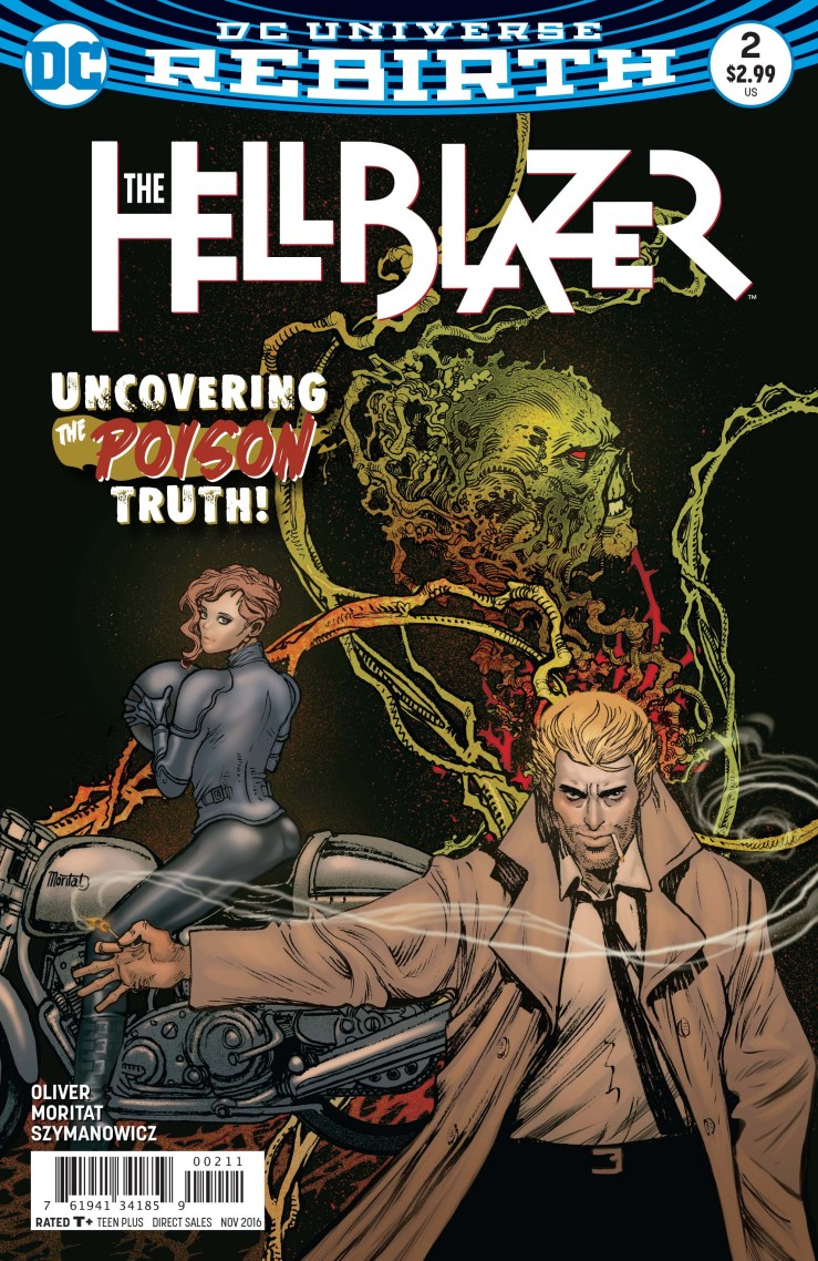 The Hellblazer #2 Review
