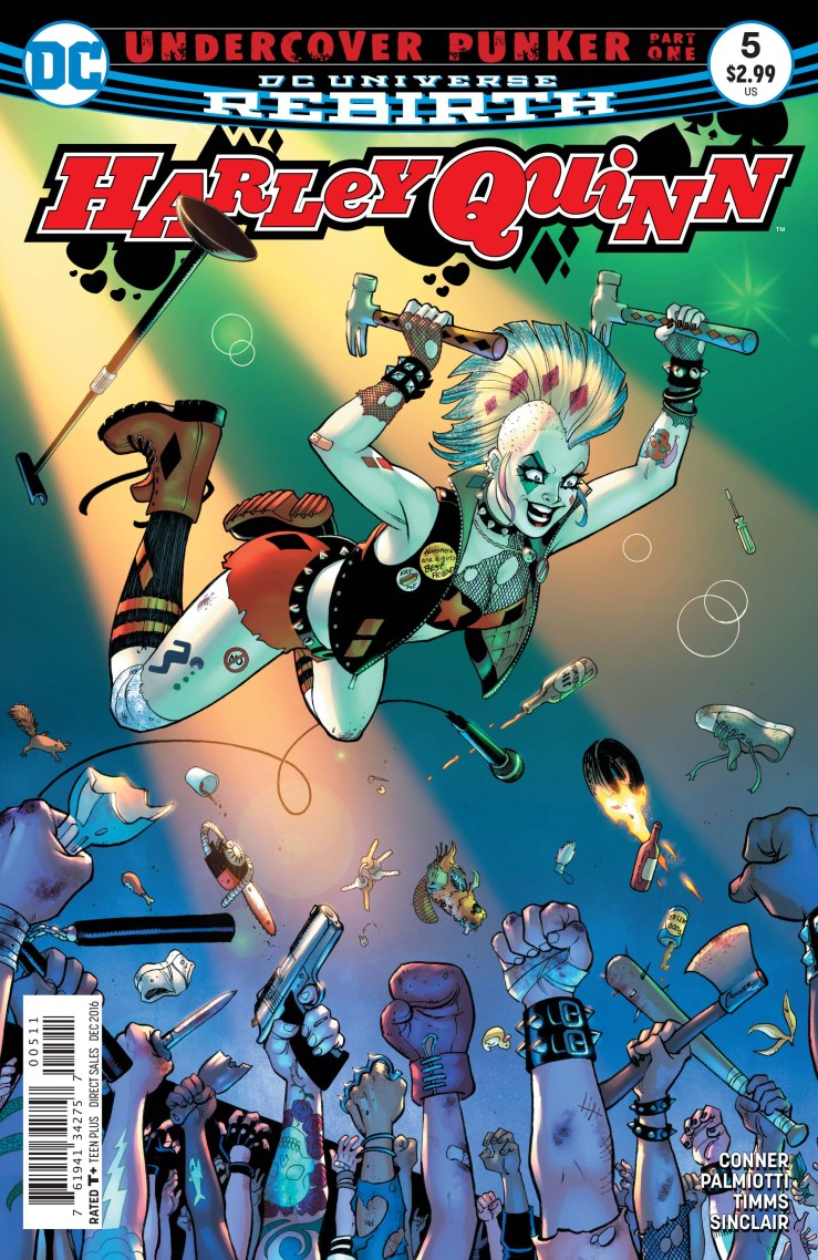 Harley Quinn #5 Review