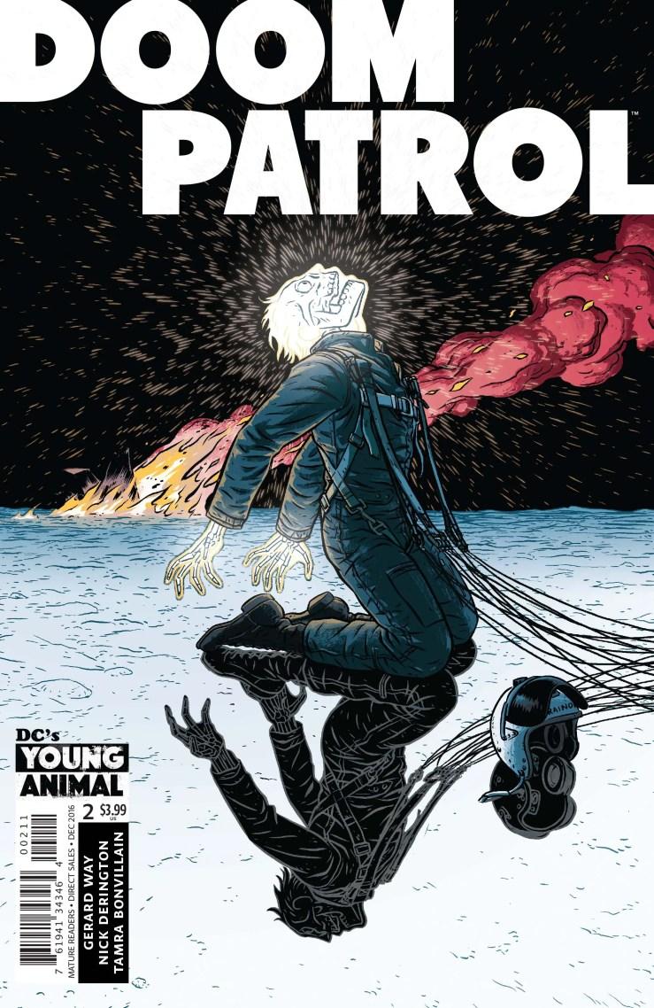 Doom Patrol #2 Review