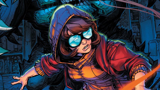 According to the solicit, big things are supposed to be going down in the latest issue of Scooby Apocalypse.  Is it good?