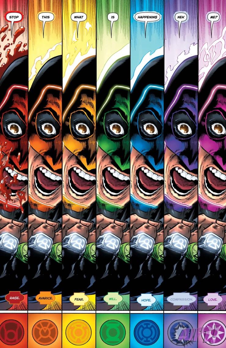 Green Lanterns #10 Review
