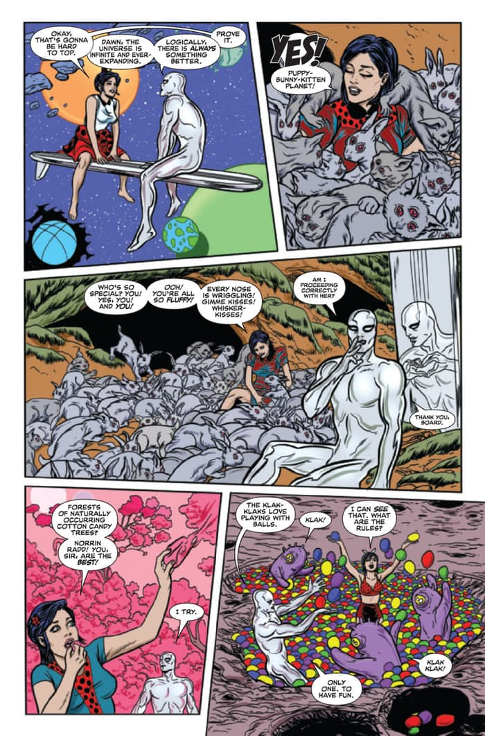 Silver Surfer #7 Review