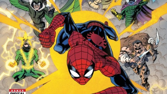 It's the end of Spidey this week and if the Sinister Six have their way it'll be splat for the character. Question is, is it good?