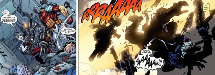 Suicide Squad #4 Review