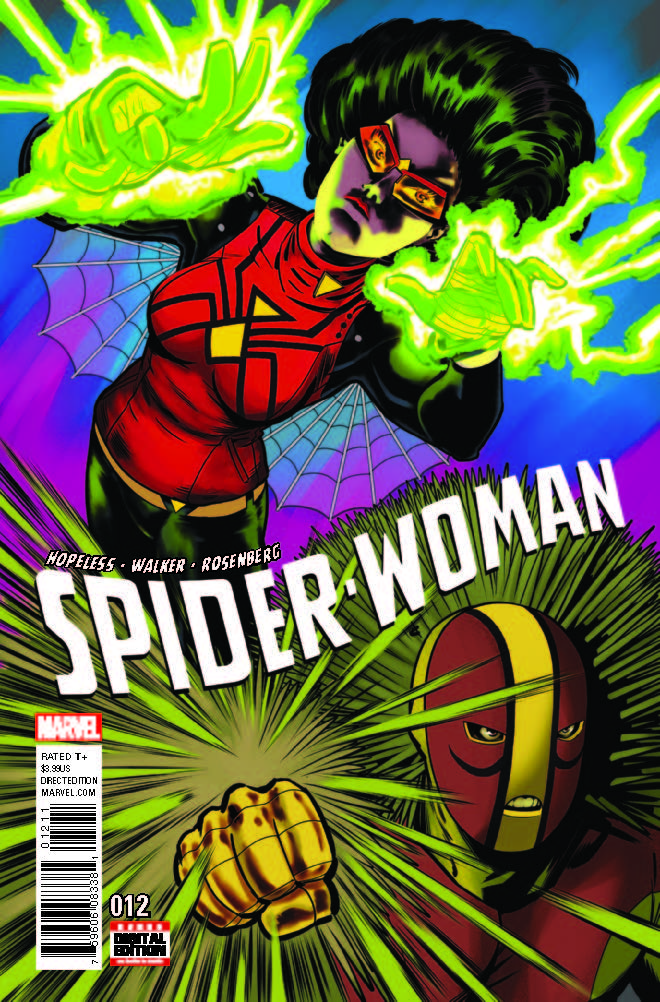 Spider-Woman #12 Review