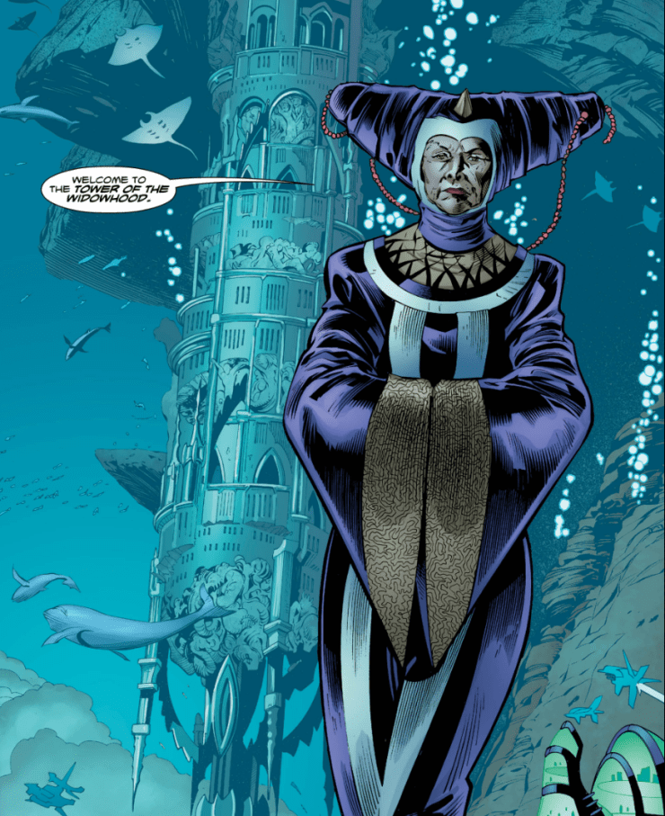 Aquaman #8 Review