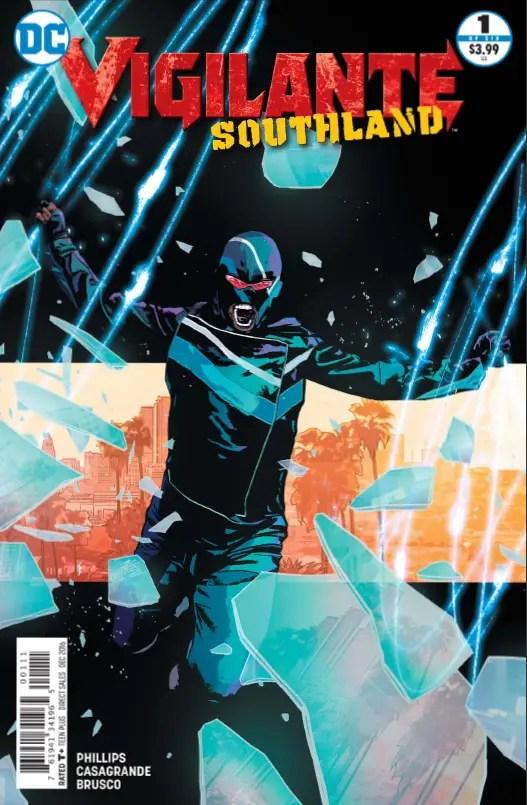 Vigilante: Southland #1 Review