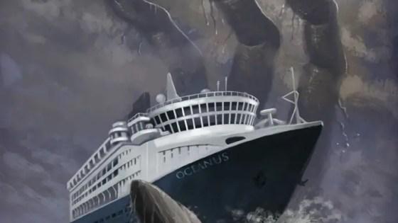 30 Days of Halloween: 'Adrift' Review